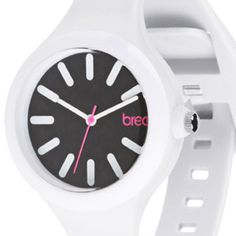 Funky, simple and inexpensive....the watch to have and to change much!