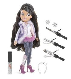 Bratz® All Glammed Up™ Doll - Yasmin™
