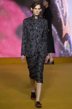 Paul Smith Fall 2016 Ready-to-Wear Fashion Show