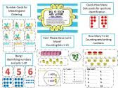 Back to School Math Activities product from KinderKarla on TeachersNotebook.com