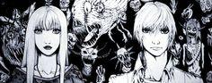 Maria Esteban Work #comic #art #artistic #character #ink #design #photography #pic #draw #tattoo #drawing #illustration #decoration #manga #monsters #couple