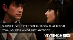 16 Most Memorable Quotes and Moments from the movie 500 Days of Summer