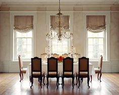 Paris Dining Quotes For Relaxed Roman Shades.