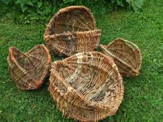 ... Basket Weaving is a major and involves making wicker baskets by