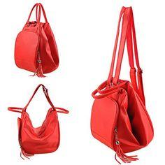 Сумка-рюкзак трансформер женская и мужская (49 фото)
