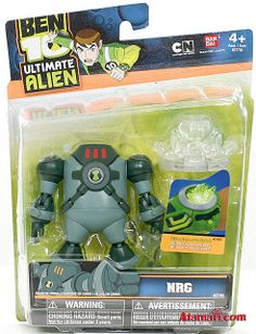 ben 10 ultimate alien toys | NRG Ben 10 Ultimate Alien Toy | Flickr - Photo Sharing!