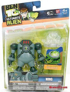 ben 10 ultimate alien toys | NRG Ben 10 Ultimate Alien Toy | Flickr - Photo Sharing!