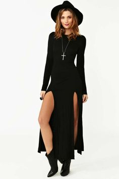 Season Of The Witch Maxi Dress $48