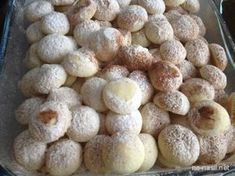 Visit the site for details. Turkish Kitchen, Turkish Recipes, Cookies And Cream, Snacks, Confectionery, Macaroons, Cake Cookies, Bon Appetit, Easy Meals