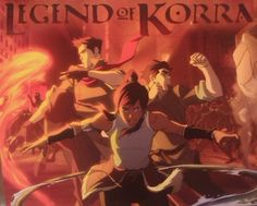 Legend of Korra shows-i-love