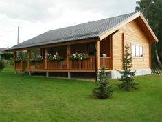Viviendas y casas de madera