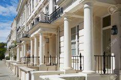 Luxury Homes Exterior, Luxury Modern Homes, Luxury Houses, Luxury Apartments London, London Apartment, London Property Market, Uk Housing, Luxury House Plans, Facade House