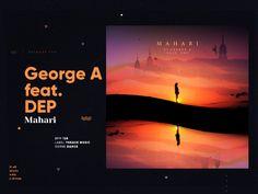 Artwork   Dj George A feat. DEP - Mahari