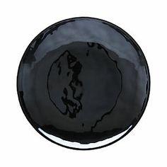 Murano Black Dinner Plate