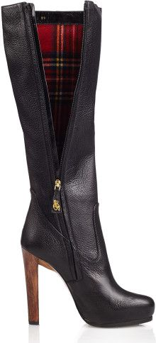 DSquared2 Black High Heeled Boots €1,000 Fall Winter 2013 #Shoes #Heels