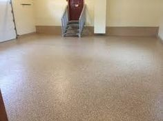Painting concrete benefits include creating seamless designs, low-maintenance, many color options, and more. Concrete Resurfacing, Concrete Floors, Hardwood Floors, Flooring, Painting Concrete, Wet And Dry, Tile Floor, Color, Design