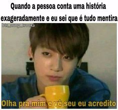 Read Jungkook from the story BTS (Traição) by Jiminiec (Alana Atz Moraes) with reads. Bts Meme Faces, Bts Jungkook, Taehyung, K Pop, Bts Big Hit, Shawn Mendes Memes, Bts Love Yourself, Wattpad, I Love Bts