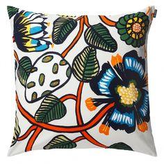Marimekko's Tiara cushion cover, 50 x 50 cm, multicolour