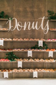 Donut walls are all the rage | The Grovers