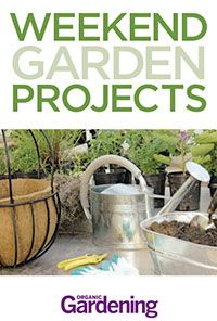 Weekend Garden Projects: 18 beautiful, practical and fast projects you can use to make your garden more beautiful in just one weekend.   Free PDF download from Organic Gardening