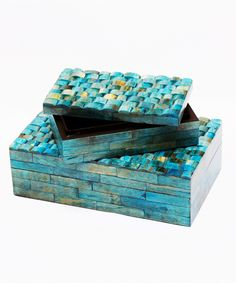 Great accessories   Nested Boxes - Pondicherry Chic Collection - Dot & Bo