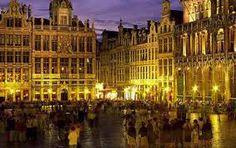 grote markt,Brussel Belgie