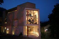 Museo della Macchina per scrivere, Piazza Chiesa,Parcines-Bolzano
