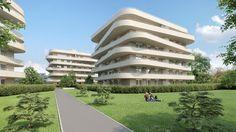 Multi Story Building, Home Decor, Green Life, Graz, Real Estate, City, Photo Illustration, Homemade Home Decor, Interior Design