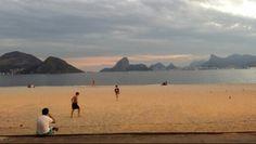 #icarai #spiaggia #riodejaneiro
