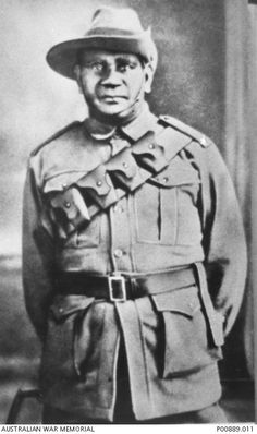 "Private Gilbert Williams was discharged from the AIF in 1917 after being found ""medically unfit for further service"" - according to his family, it was due to the colour of his skin. Aboriginal Culture, Aboriginal People, Aboriginal Art, Women In History, Black History, British History, Ancient History, American History, Native American"