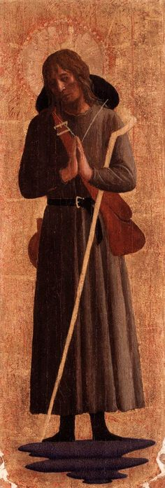 1440 -St. Roche - Fra Angelico