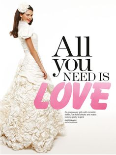 You & Your Wedding Magazine featuring Masquarade by Ian Stuart