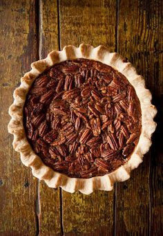 Serving Pecan Pie from The Salt Lick but any way to make it prettier?