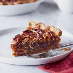 For a wonderful contrast to the sweetness of her pecan pie, master baker Alice Medrich adds minced candied ginger and a splash of rum to the filling. Recipe: Pecan Pie with Candied Ginger and Rum