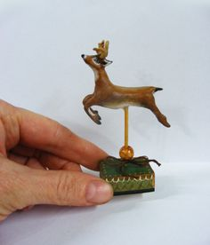 White-tailed Deer Miniature Antlers Rack  Nature