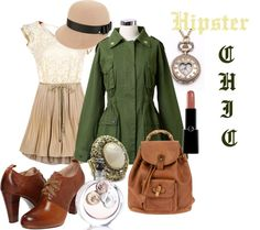 """Hipster Chic"" by myahparker on Polyvore"