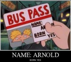 32 Examples of Funny Cartoon Logic ~ Hey Arnold