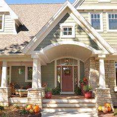Custom Home - Door County, WI - traditional - exterior - other metro - Van's Lumber & Custom Builders, Inc.