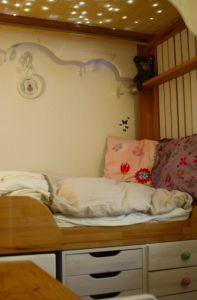 Ein Bett zum toben, kuscheln und wachsen Interior, Furniture, Home Decor, Cuddling, Bed, Projects, Ideas, Indoor, Interiors