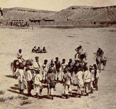 Navajo Squaw Dance 1873 - Ft. Defiance, AZ
