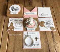 German Chocolate Cheesecake, Holiday Places, Magic Box, Exploding Boxes, Stampin Up, Place Card Holders, Christmas Ornaments, Holiday Decor, Gifts