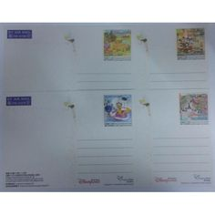 Buy (Mint) 2005 Hong Kong PostCard - Disney in Singapore,Singapore. 2005 Hong Kong PostCard - Disney (Mint)  Perfect Condition Get great deals on Stamps Chat to Buy