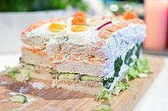 paulspuberkookshow.vara.nl: Zweedse vis-taart