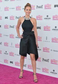 Jennifer Lawrence - 2013 Film Independent Spirit Awards - Arrivals