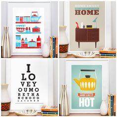 home sweet (midcentury modern) home