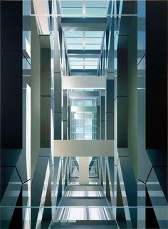 Ben Johnson, Light Structure, Acrylic on Canvas, 2008