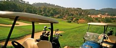 Amazing golf cources in the heart of Andratx, Mallorca.