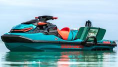 The 2018 Sea-Doo WAKE PRO 230 is designed specifically for watersports, thanks to innovations like a tow pylon and gunwale-mount board rack. Seadoo Jetski, Midget Submarine, Wave City, Wakeboard Boats, Jet Skies, Boat Safety, Surfing Pictures, Water Toys, Power Boats