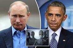 + - Os Presidentes Barack Obama e Vladimir Putin provavelmente não estão atrelados à uma conspiração global para proteger a Terra de uma invasão alienígena em setembro de 2017. Mas escutando o que os tablóides reportaram, um 'relatório' ultra-secreto vazado do Kremlim, que está circulando na Internet, diz que Putin se reuniu com o Vice-Presidente …