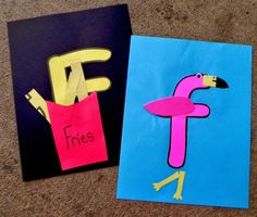 The Fantastic Five: Animal ABCs: Letter F